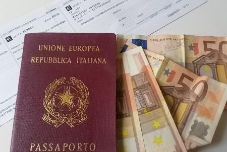 Italian citizenship minimum salary requirement Ako Ay Pilipino