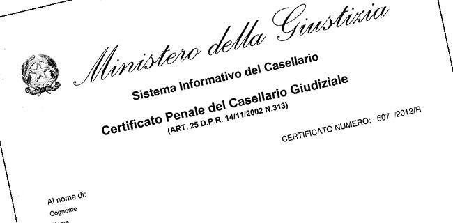 Bakit kailangan at paano magkaroon ng certificati penali for Carta soggiorno 2017