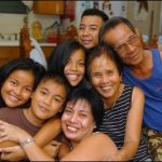Assegni per il nucleo familiare numeroso Ako Ay Pilipino