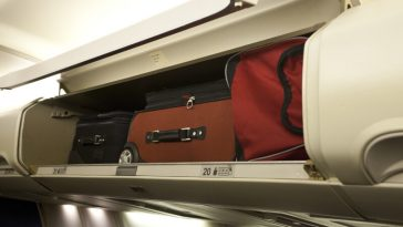 hand luggages