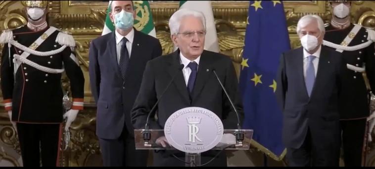 Mario Draghi Sergio Matarella Ako Ay Pilipino