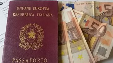 Italian citizenship minimum salary requirement Ako Ay Pilipino